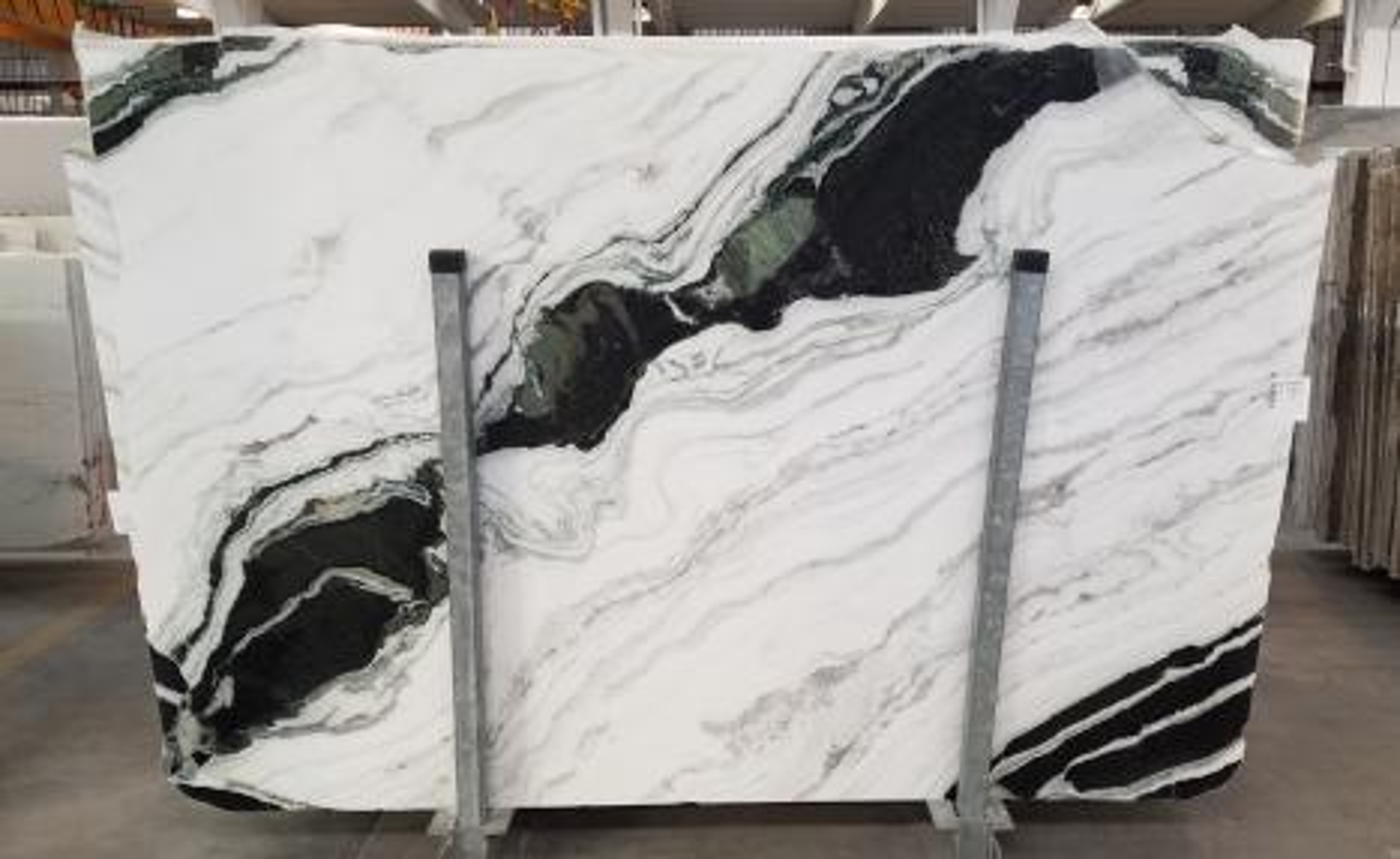 PANDA Suministro Veneto (Italia) de planchas pulidas en mármol natural 1517M , SL1