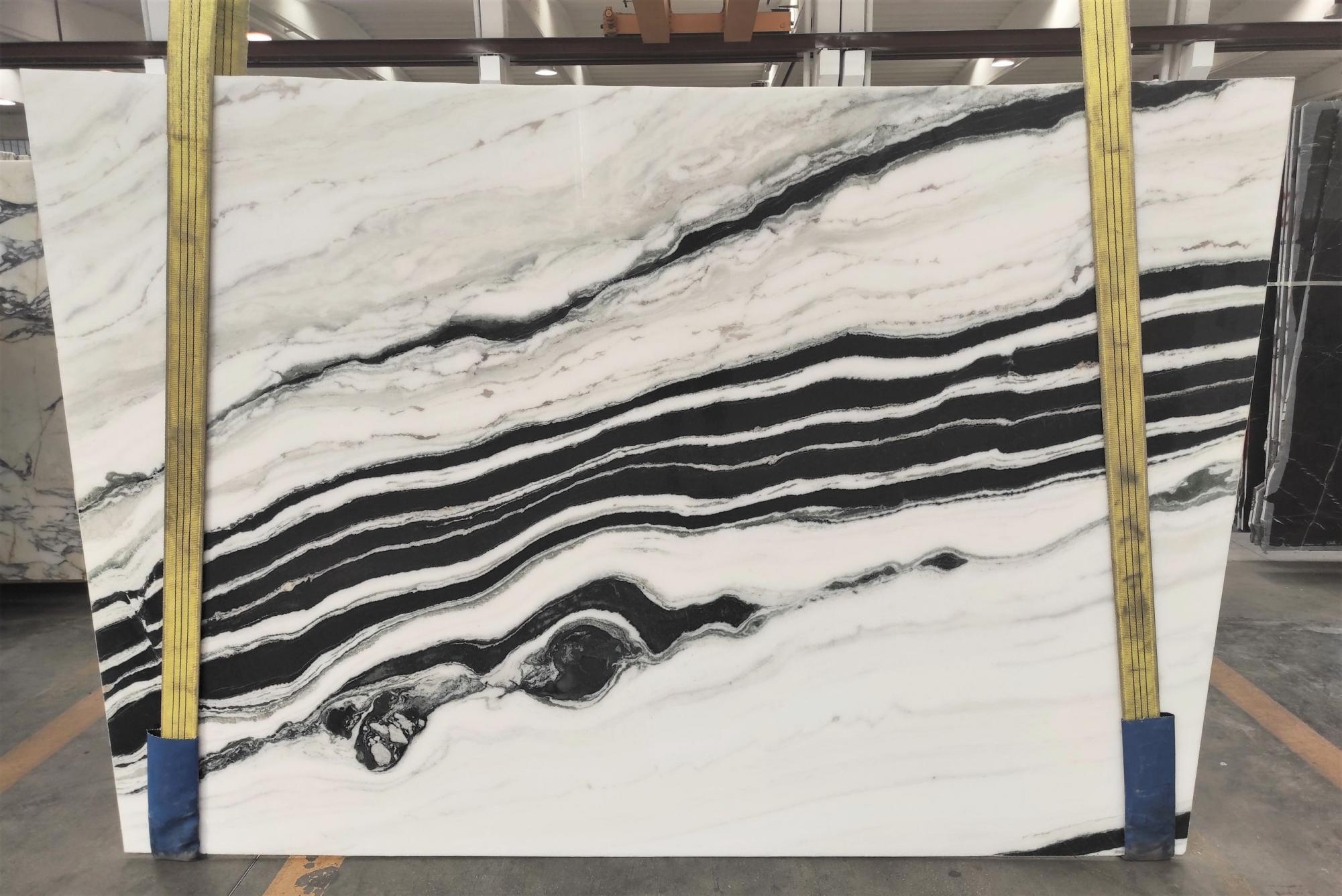 PANDA Suministro Veneto (Italia) de planchas pulidas en mármol natural 1771M , Slab #11