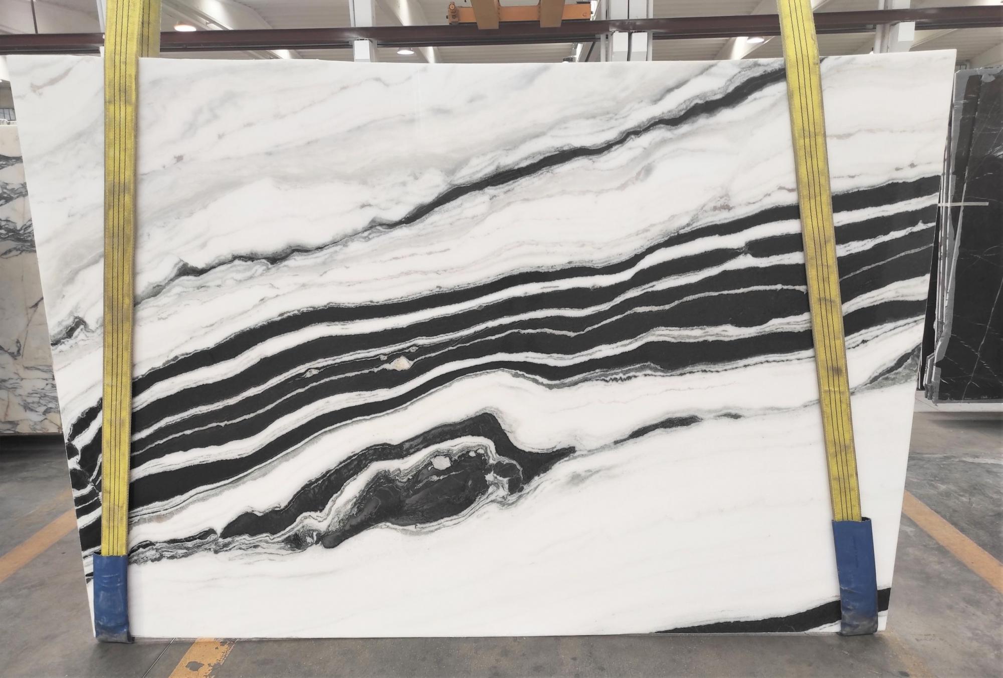 PANDA Suministro Veneto (Italia) de planchas pulidas en mármol natural 1771M , Slab #33