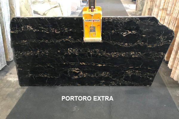 PORTORO EXTRA Suministro Verona (Italia) de planchas pulidas en mármol natural AA D0023