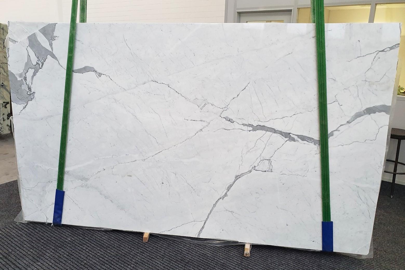 STATUARIETTO Suministro (Italia) de planchas pulidas en mármol natural 1290 , Slab #37