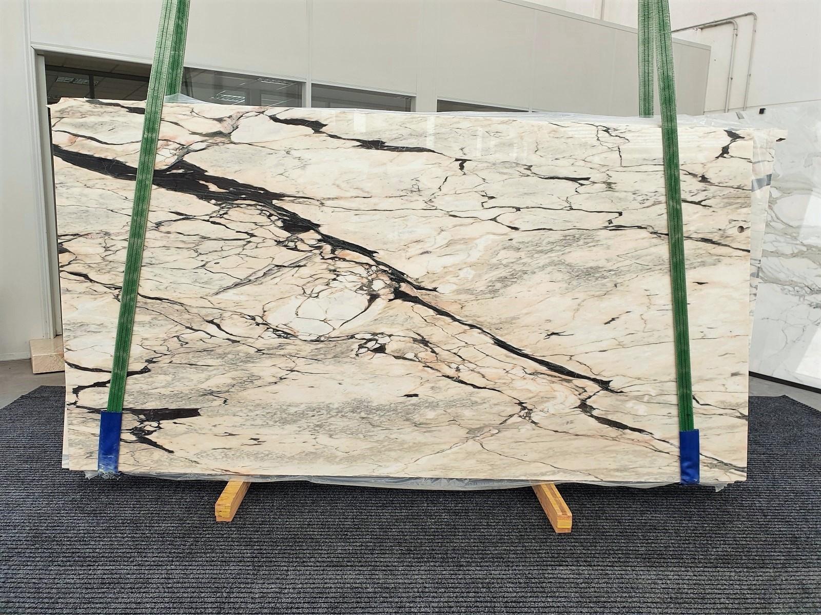 STATUARIO CORAL Suministro Veneto (Italia) de planchas pulidas en mármol natural 1328 , Bundle #03