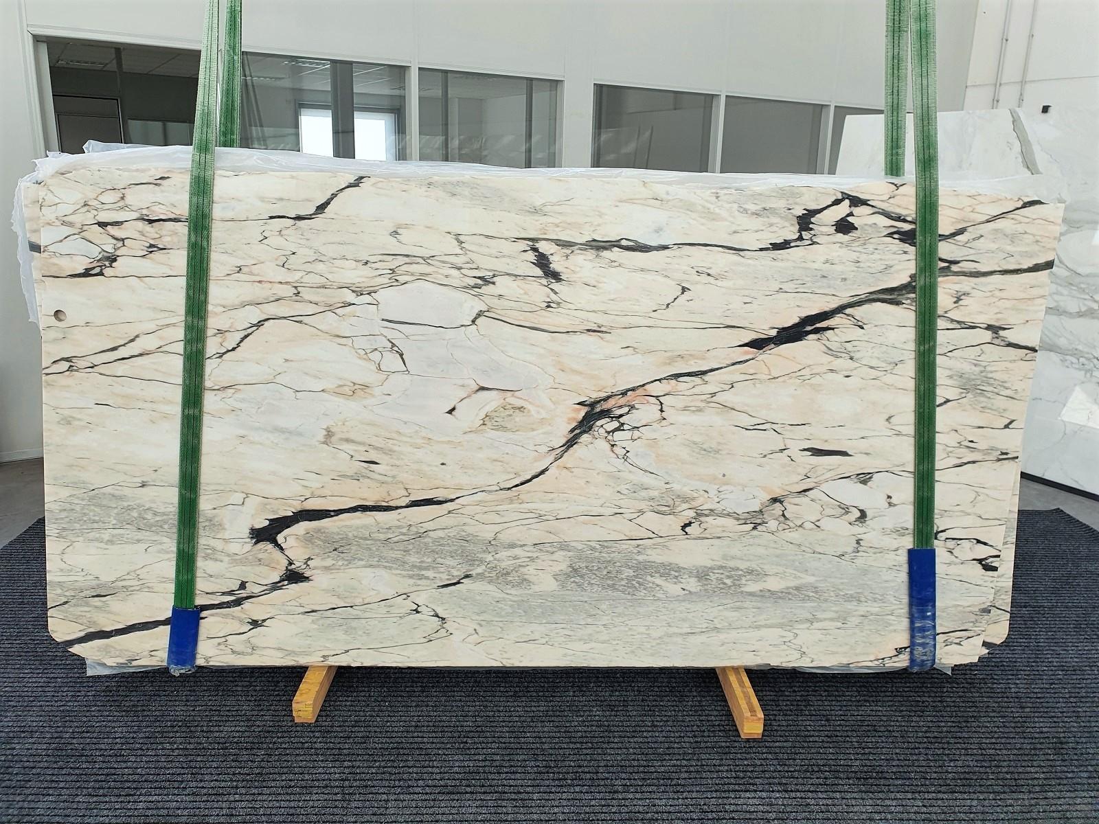 STATUARIO CORAL Suministro Veneto (Italia) de planchas pulidas en mármol natural 1328 , Bundle #01