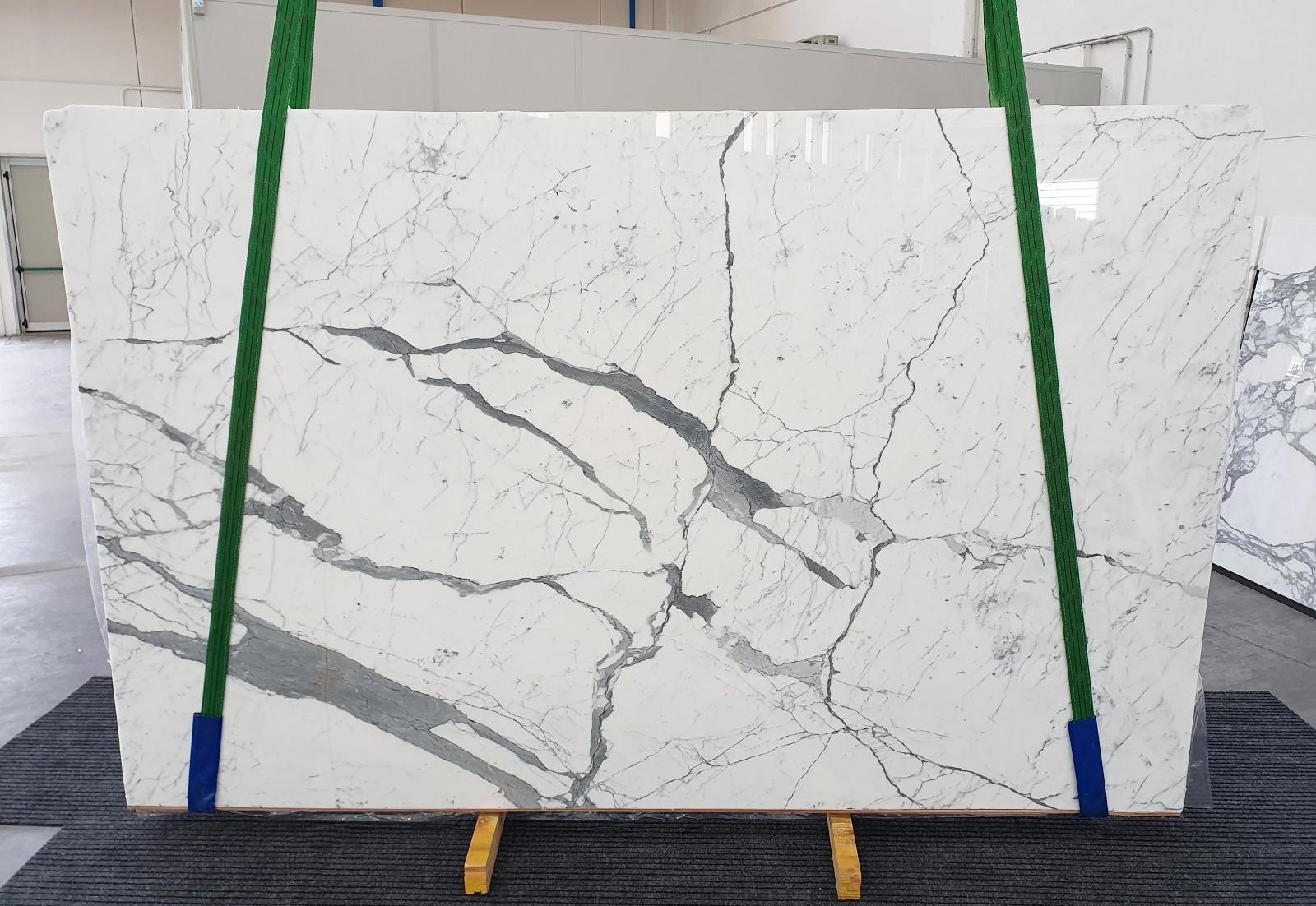 STATUARIO EXTRA Suministro Veneto (Italia) de planchas pulidas en mármol natural 1249 , Slab #48