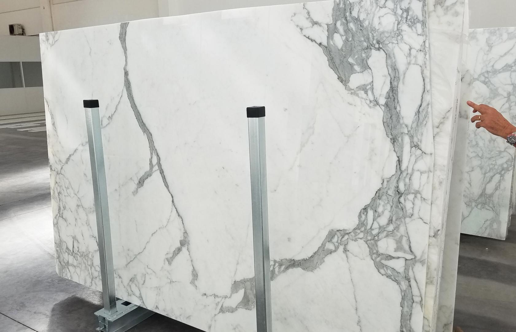 STATUARIO VENATO Suministro Veneto (Italia) de planchas pulidas en mármol natural 1225 , Bundle #5
