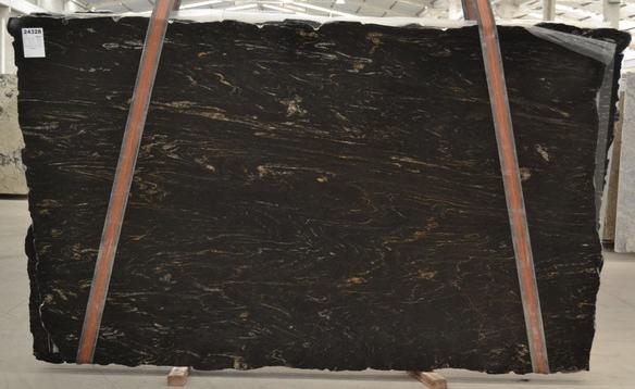 TITANIUM Suministro Victoria (Brasil) de planchas pulidas en granito natural BQ01198 , Bnd 24328