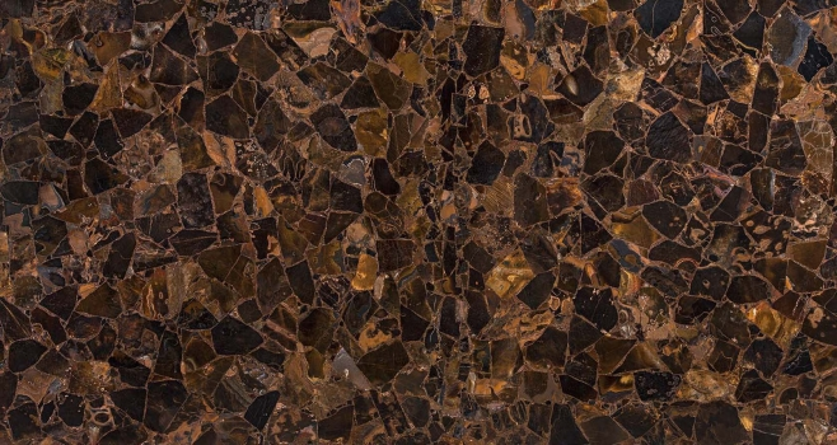 WILD TIGER EYE Suministro Verona (Italia) de planchas pulidas en piedra semi preciosa natural AA-WTES