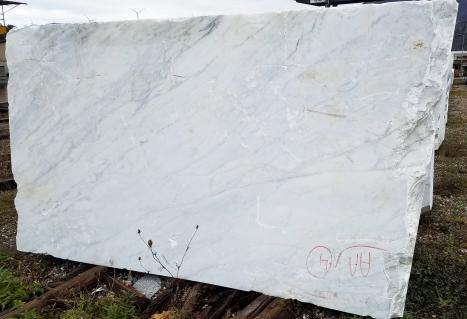 CALACATTA ARNI 1 bloque mármol italiano al corte Face A,  305 x 177 x 130 cm piedra natural (vendido en Veneto, Italia)