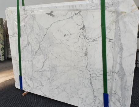 STATUARIO CLASSICOplancha mármol italiano pulido Slab 51,  260 x 180 x 2 cm piedra natural (vendida en Veneto, Italia)