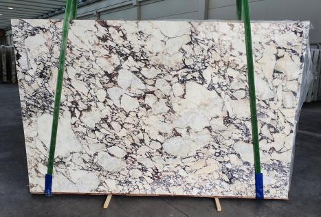 CALACATTA VIOLAplancha mármol italiano pulido Slab #08-3,  299 x 190 x 3 cm piedra natural (disponible en Veneto, Italia)