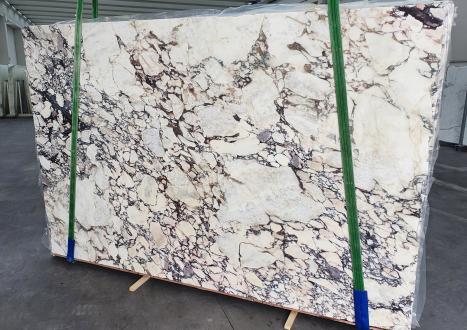 CALACATTA VIOLAplancha mármol italiano pulido Slab #01-3,  299 x 190 x 3 cm piedra natural (vendida en Veneto, Italia)