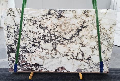 CALACATTA VIOLA 8 planchas mármol italiano pulido Bnd02-Slb108,  293 x 180 x 2 cm piedra natural (vendidas en Veneto, Italia)