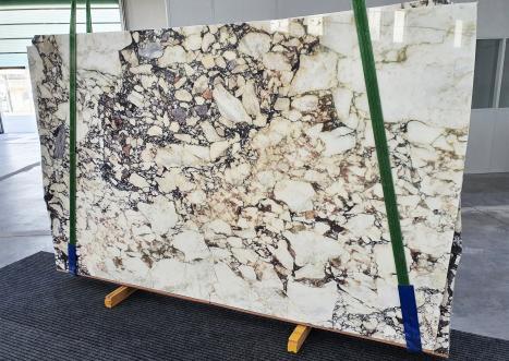 CALACATTA VIOLAplancha mármol italiano pulido Bnd02-Slb116,  293 x 180 x 2 cm piedra natural (vendida en Veneto, Italia)