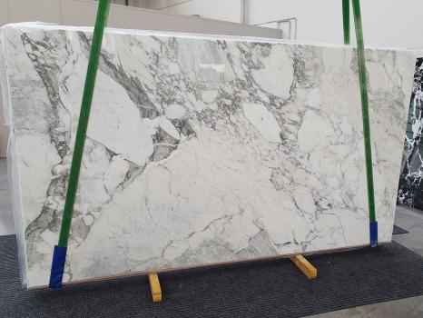 CALACATTA VAGLIplancha mármol italiano pulido Slab #32,  315 x 177 x 2 cm piedra natural (vendida en Veneto, Italia)