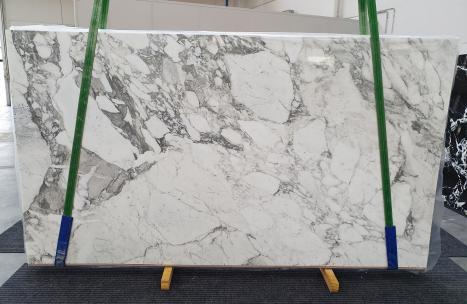 CALACATTA VAGLIplancha mármol italiano pulido Slab #24,  315 x 177 x 2 cm piedra natural (disponible en Veneto, Italia)