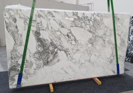 CALACATTA VAGLIplancha mármol italiano pulido Slab #08,  315 x 177 x 2 cm piedra natural (disponible en Veneto, Italia)
