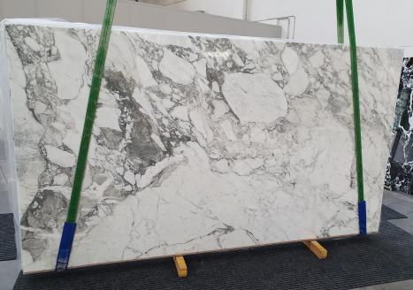 CALACATTA VAGLIplancha mármol italiano pulido Slab #16,  315 x 177 x 2 cm piedra natural (disponible en Veneto, Italia)