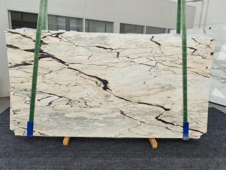 STATUARIO CORAL 10 planchas mármol portugués pulido Bundle #01,  270 x 145 x 2 cm piedra natural (disponibles en Veneto, Italia)