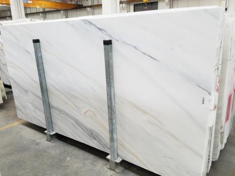 LASA BIANCO VENA ORO 44 planchas Dolomita italiana pulida sl2,  315 x 152 x 2 cm piedra natural (disponibles en Veneto, Italia)