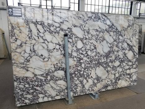 CALACATTA VIOLA 54 planchas mármol italiano pulido SL2CM,  292 x 177 x 2 cm piedra natural (vendidas en Veneto, Italia)