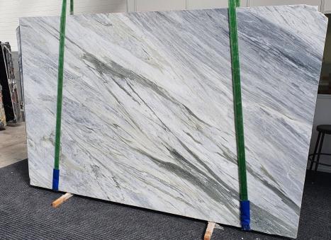 MANHATTAN GREYplancha mármol italiano mate Slab #08,  305 x 202 x 2 cm piedra natural (disponible en Veneto, Italia)