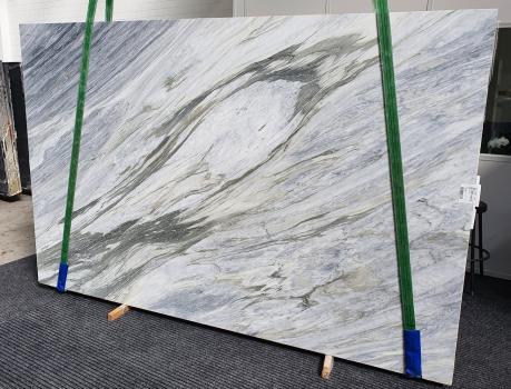 MANHATTAN GREYplancha mármol italiano mate Slab #25,  305 x 202 x 2 cm piedra natural (disponible en Veneto, Italia)