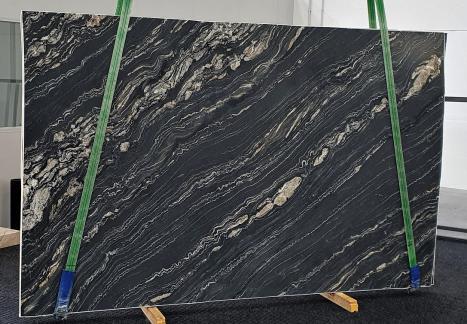 TROPICAL STORMplancha cuarcita de Namibia mate Slab #14,  310 x 198 x 3 cm piedra natural (disponible en Veneto, Italia)