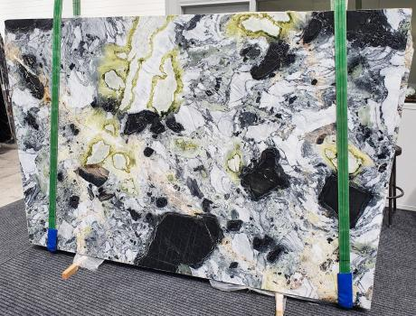 AMAZONIAplancha mármol chino pulido Slab #24,  260 x 180 x 2 cm piedra natural (vendida en Veneto, Italia)