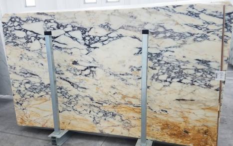 CALACATTA MONETplancha mármol italiano pulido Slab #01,  285 x 160 x 2 cm piedra natural (disponible en Veneto, Italia)
