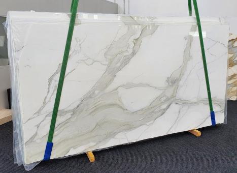 CALACATTA ORO EXTRAplancha mármol italiano pulido Slab #01,  350 x 200 x 2 cm piedra natural (disponible en Veneto, Italia)