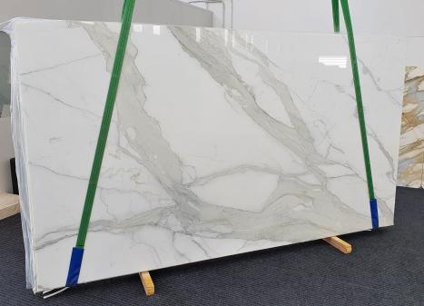 CALACATTA ORO EXTRAplancha mármol italiano pulido Slab #18,  350 x 200 x 2 cm piedra natural (disponible en Veneto, Italia)