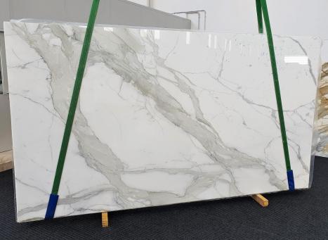 CALACATTA ORO EXTRAplancha mármol italiano pulido Slab #36,  350 x 200 x 2 cm piedra natural (disponible en Veneto, Italia)