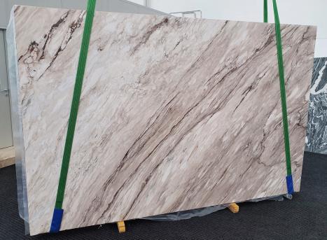 PALISSANDRO CLASSICOplancha mármol italiano pulido Slab #01,  310 x 200 x 2 cm piedra natural (disponible en Veneto, Italia)