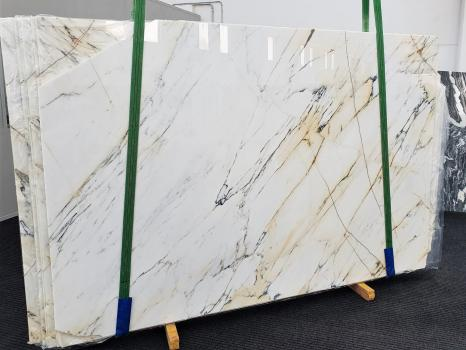 PAONAZZOplancha mármol italiano pulido Slab #40,  320 x 193 x 2 cm piedra natural (disponible en Veneto, Italia)