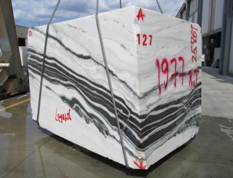PANDA 1 bloque mármol chino áspero Face D,  260 x 184 x 190 cm piedra natural (disponible en Veneto, Italia)