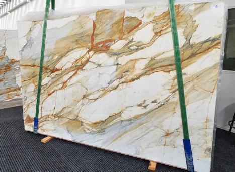 CALACATTA MACCHIAVECCHIAplancha mármol italiano pulido Slab #02,  300 x 195 x 2 cm piedra natural (disponible en Veneto, Italia)