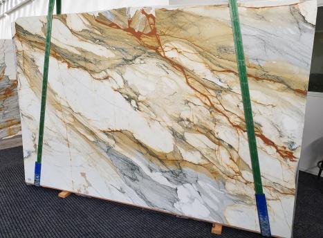 CALACATTA MACCHIAVECCHIAplancha mármol italiano pulido Slab #11,  300 x 195 x 2 cm piedra natural (disponible en Veneto, Italia)
