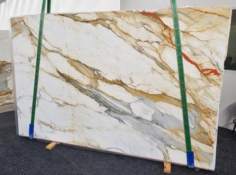 CALACATTA MACCHIAVECCHIAplancha mármol italiano pulido Slab #27,  300 x 195 x 2 cm piedra natural (disponible en Veneto, Italia)