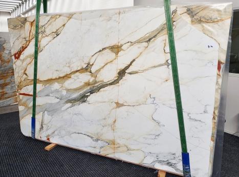 CALACATTA MACCHIAVECCHIAplancha mármol italiano pulido Slab #34,  300 x 195 x 2 cm piedra natural (disponible en Veneto, Italia)