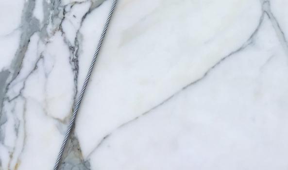 CALACATTA ORO EXTRA 9 planchas mármol italiano pulido Bundle #4,  299.7 x 198.1 x 2 cm piedra natural (vendidas en Veneto, Italia)