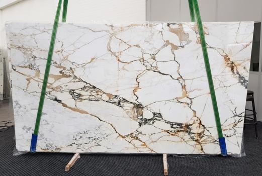 CALACATTA MACCHIAVECCHIA 9 planchas mármol italiano pulido Bundle #8,  130 x 77 x 0.8 ˮ piedra natural (vendidas a Verona, Italia)