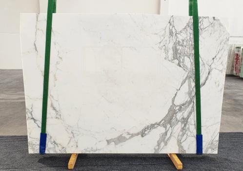 STATUARIO VENATO 8 planchas mármol italiano pulido Bundle #6,  258 x 178 x 2 cm piedra natural (disponibles en Veneto, Italia)