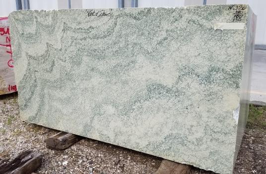 Vert d'Estours n.1 bloque mármol francés áspero Face B,  110 x 59 x 64 ˮ piedra natural (disponible a Verona, Italia)