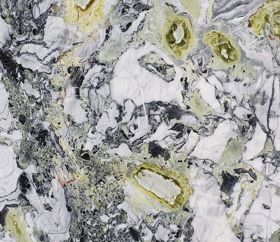 Detallo técnico: AMAZONIA, mármol natural pulido chino