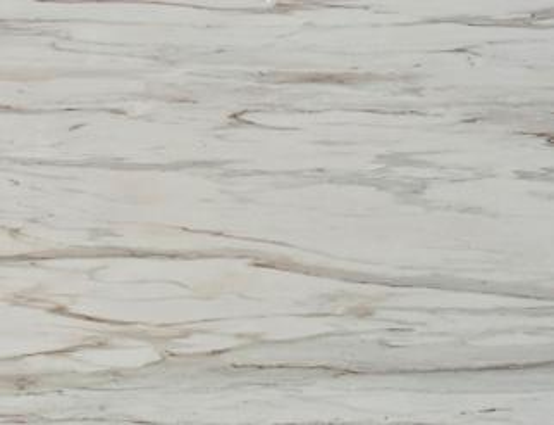 Detallo técnico: CALACATTA CREMO V, mármol natural pulido italiano