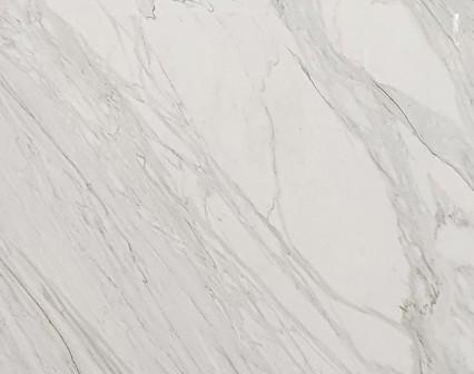 Detallo técnico: CALACATTA CREMO, mármol natural pulido italiano