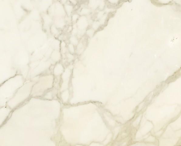 Detallo técnico: CALACATTA ORO EXTRA, mármol natural áspero italiano