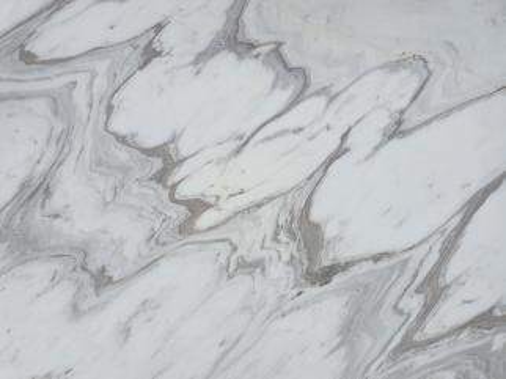 Detallo técnico: CALACATTA WAVE, mármol natural mate griego