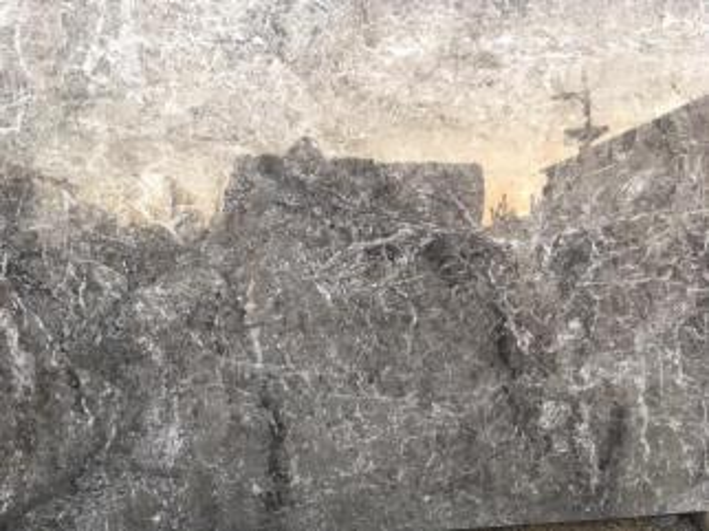 Detallo técnico: Grey lido, mármol natural pulido marroquíno