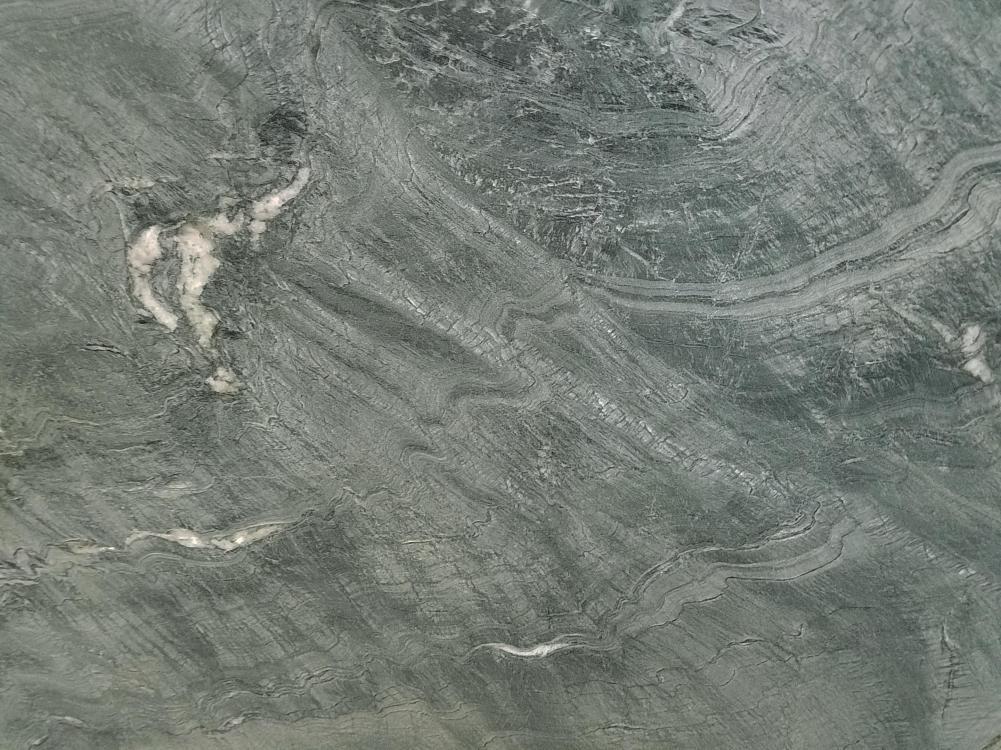 Detallo técnico: MALAKITE, granito natural cepillado brasileño
